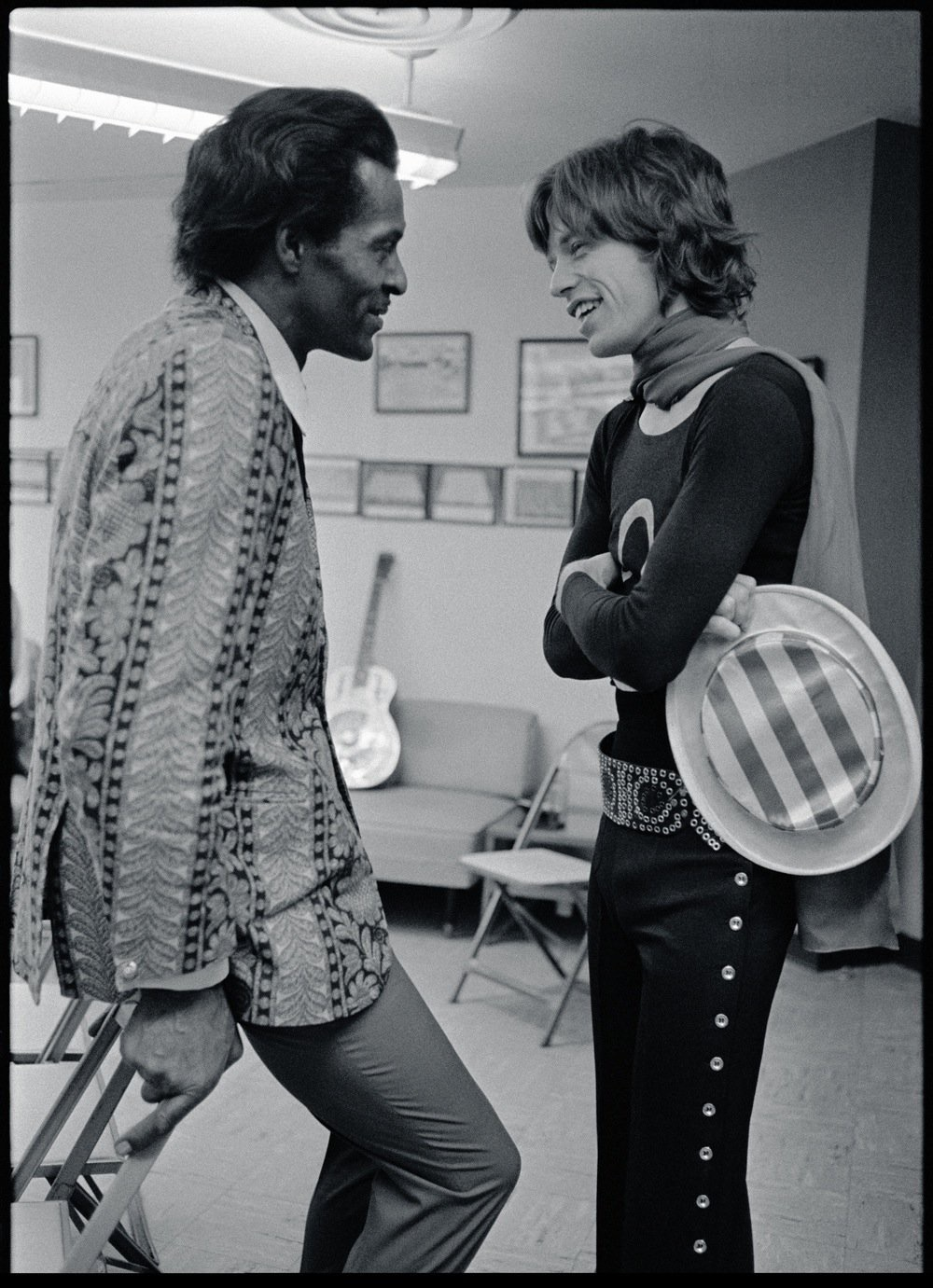B.Goode,Chuck Berry